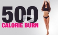 Burn 500 Calories with This Workout (IN JUST 26 MINS!!)