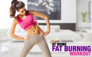 Beginner Fat Burning Workout (HARDER THAN YOU'D THINK!!)