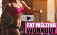 Total Body TABATA WORKOUT (Amazing FAT BURN!!)