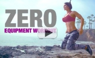 12 Minute No Equipment HIIT WORKOUT (Beginners to Advanced!!)