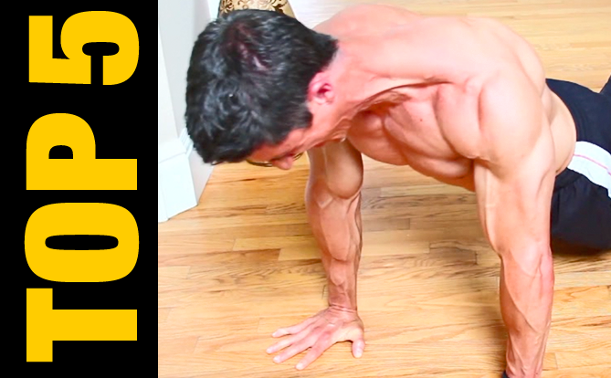5 Best Home Workout Tips And Exercises Yt