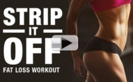 EFFECTIVE Fat Burning Workout (WITH A BONUS!!)