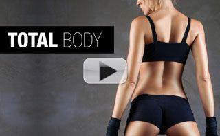 Total Body Exercises for Women (ROLLBACKS CHALLENGE!!)