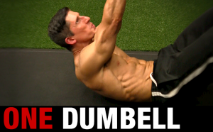 Home-Ab-Workout-with-Dumbbell-yt