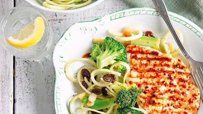MUSCLE BUILDING MEAL IN MINUTES – DINNER MADE SIMPLE!