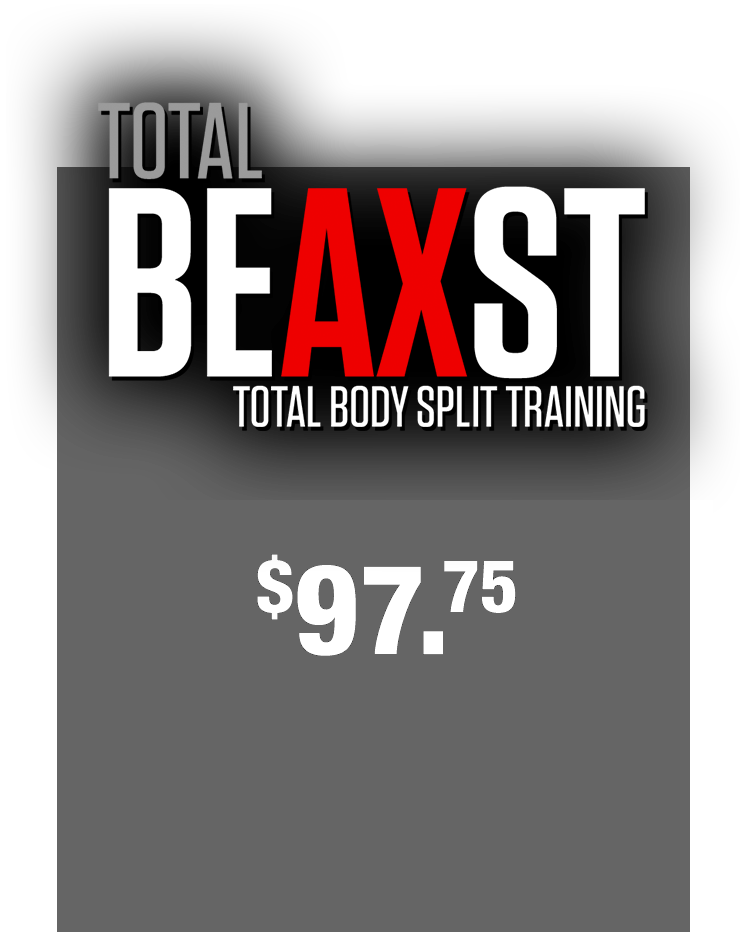 TOTAL BEAXST - Total Body Split Workout | ATHLEAN-X