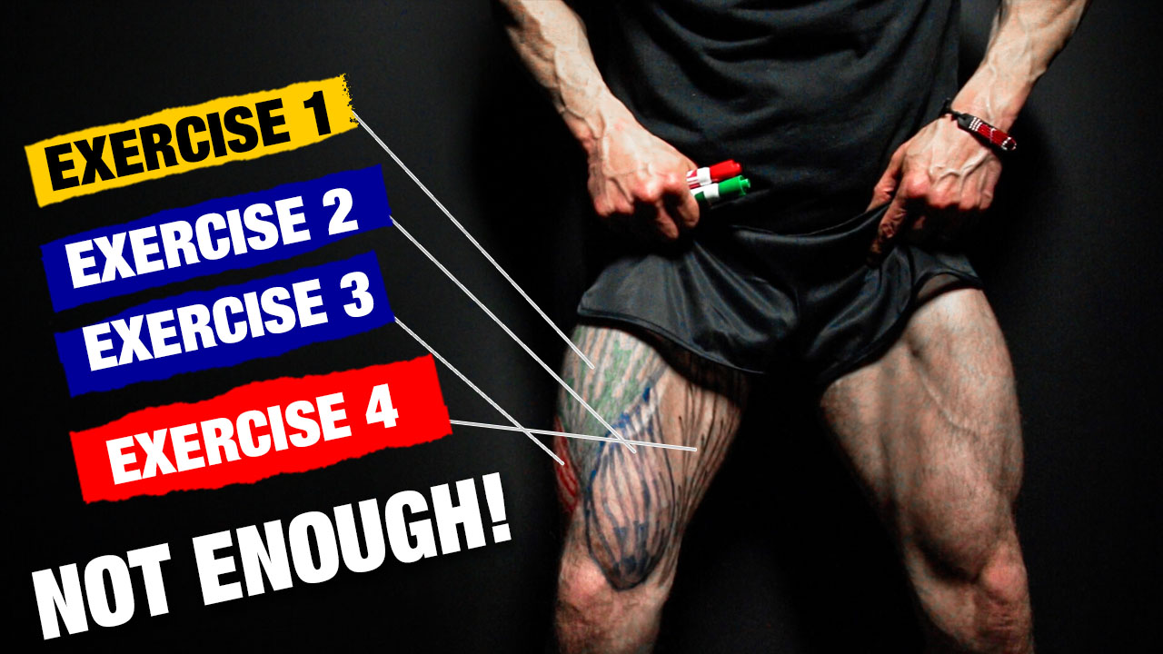 The Perfect Leg Workout Athlean X