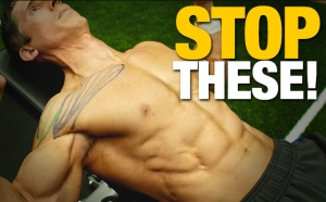 incline bench press avoid mistakes for upper chest