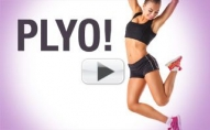 Plyometric Workout (PLYOS = MAJOR FAT BURN!!)