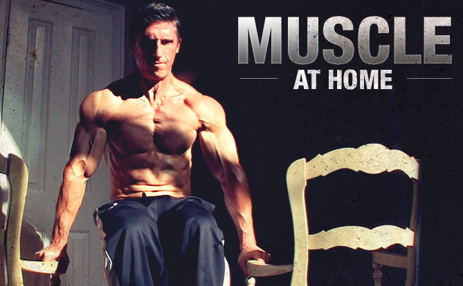 Home Workout And Exercises To Build Muscle Yt