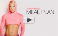 Fitness Model DIET PLAN (Exactly What She EATS!!)
