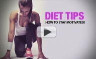 Our 4 Best NUTRITION TIPS (Stay Motivated!!)