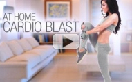 Quick AT HOME CARDIO Workout (Or Do Anywhere!!)