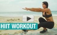 HIIT Workout: Butt Lift & Slim Thighs!!