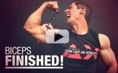 "Biceps Workout ""Finisher"" (HARDEST 10 REPS EVER!)‏"