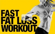 5 Minute Fat Burner (TOTALLY OUT OF BREATH!!)