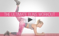The ULTIMATE BUTT Workout (4 Best Moves!!)