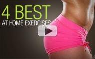 Home Butt Workout (NO EQUIPMENT NEEDED!!)
