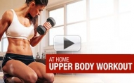 Complete UPPER BODY Workout (In Just 4 Moves!!)