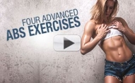 Ab Sculpting Workout (4 ADVANCED MOVES!!)