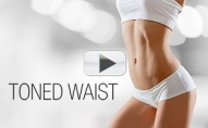 4 Fresh New ABS MOVES (That Tone & Tighten The Waist!!)