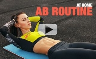 Intense Abs Routine (SERIOUS BURN IN JUST 3 MINS!!)