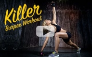 Killer Burpee Challenge (CAN YOU DO THESE??)
