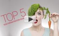 Best VEGETARIAN Protein Sources for Women (TOP 5!!)