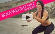 15 Min Beginner HIIT Workout (ALL BODYWEIGHT!!)