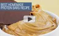 Best Protein Bars EVER! (NO-BAKE RECIPE!!)