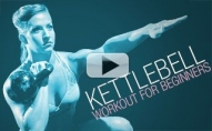 Total Body KETTLEBELL WORKOUT (For Any Level!!)