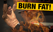 How to burn fat during your ab workouts… (SAMPLE WORKOUT!)