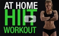 Easy HIIT Workout for BEGINNERS (Try It Now!!)