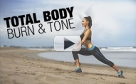 Beach Ready Workout (LEGS, BOOTY, ABS & MORE!!)