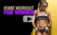 HOME WORKOUT Using What?? (You've Got To Try This!)