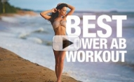Get Rid of Lower Belly Pooch (LOWER ABS WORKOUT!!)