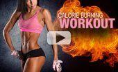 Calorie Burning Workout (NON-STOP CIRCUIT ROUTINE!!)