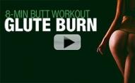8 Minute Butt Workout (TOTAL GLUTE BURN!!)