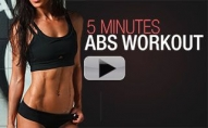 5 Minute Abs Workout (AB ANNIHILATOR!!)