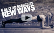 6 Best Ab Exercises (NEW WAY TO WORK ABS!!)