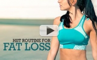Total Body Slim Down (HIIT ROUTINE FOR FAT LOSS!)