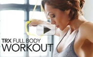 Full Body TRX Workout (TOP 6 EXERCISES!!)