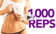 Ab-Solutely Insane (1000 REP ABS CHALLENGE!!)