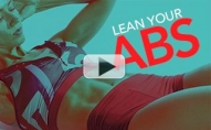 3 Key Ingredients to LEAN ABS...?!!