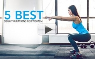 Killer Squats Workout (AMAZING FOR GLUTES & THIGHS!!)