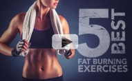 Blast Off Bodyfat! (5 PERFECT FAT BURNING MOVES!!)
