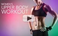 5 Best Upper Body Exercises (STRONG & STREAMLINED!!)