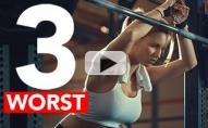 TOP 3 Exercises WOMEN Should AVOID!!