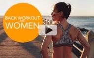Beginner Back Workout (GENTLE SCULPTING MOVES!!)