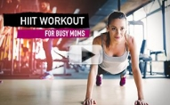 Busy Women - This Is Your Workout! (10 MIN NONSTOP HIIT!!)